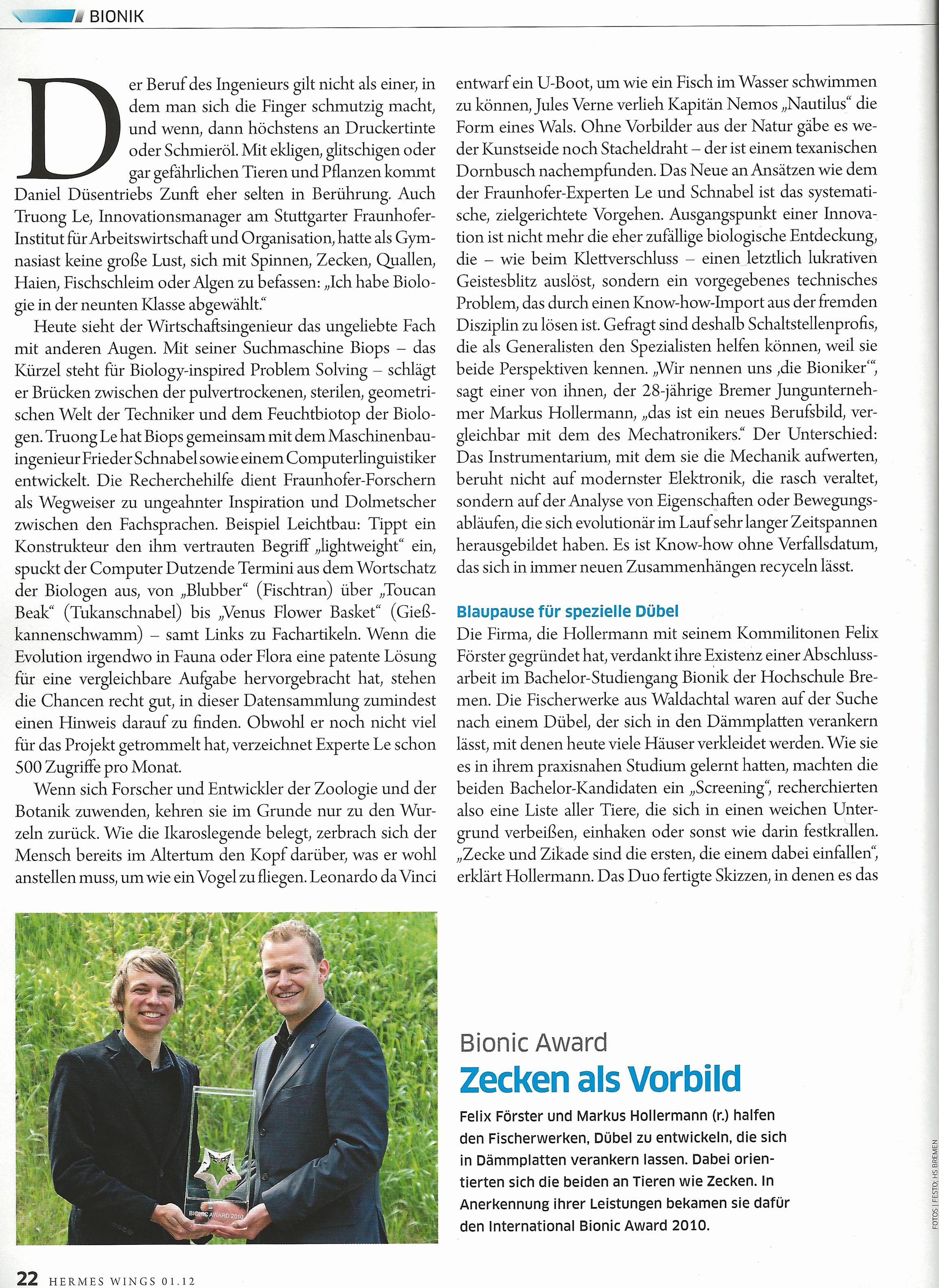 HERMES-WINGS Dezember-2012-4 in <!--:de-->presse<!--:--><!--:en-->Press<!--:-->